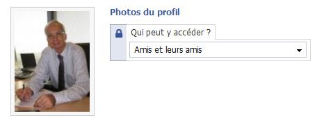 Facebook : photos de profil