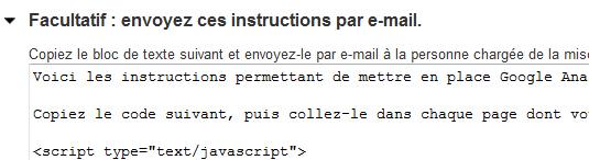 Mail au webmaster