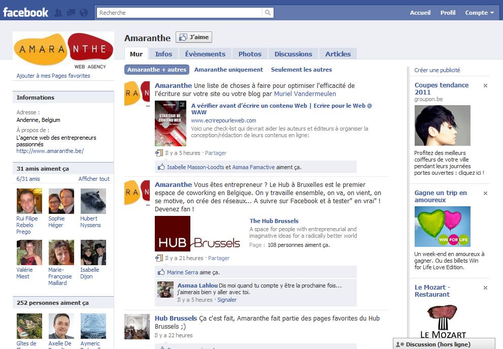Как создать фан пейдж в фейсбуке