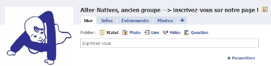 Facebook : transformer un groupe en page