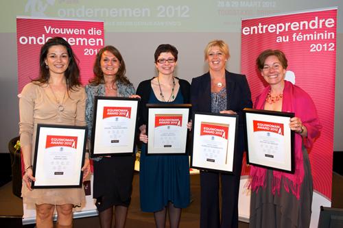 Equiwoman 2012 : les finalistes