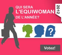 Votez pour l'Equiwoman 2012