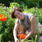 Sylvie la jardinière
