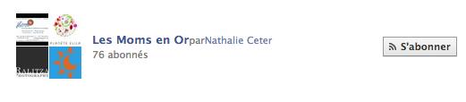 Liste Facebook des Mompreneurs