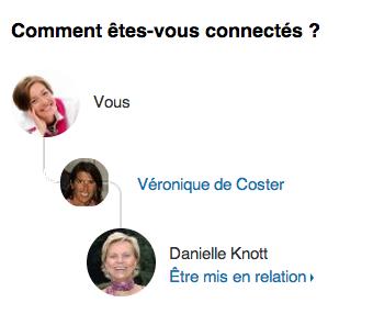 Connexion en commun