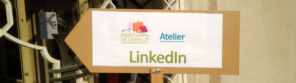 Atelier Linkedin pour demandeurs d'emploi