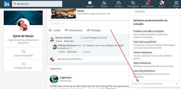 page linkedin   5 conseils pour bien l u2019utiliser