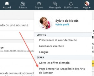 Gérer ses pages LinkedIn dans la nouvelle interface