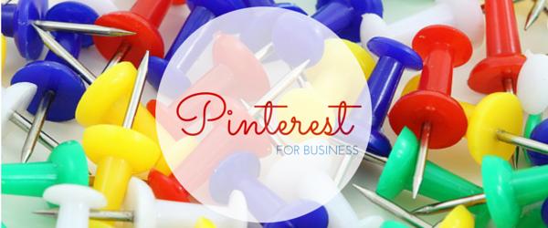 Utilisation professionnelle de Pinterest
