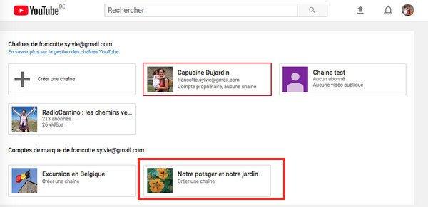 Chéer une chaîne YouTube avec son compte Google+