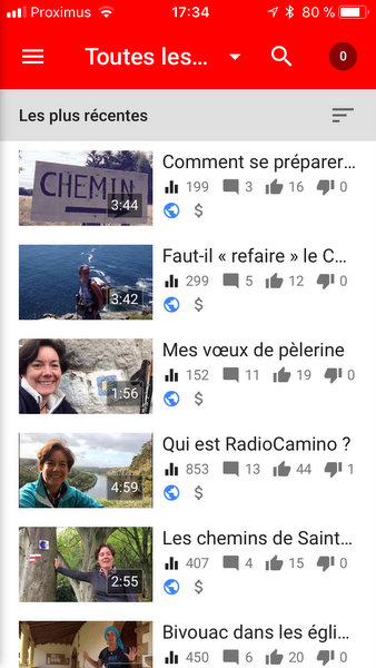 Gérer ses vidéos dans YouTube Studio
