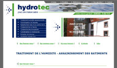 Site Hydrotec apr�s am�liorations
