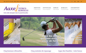 Aaxe Titres-Services