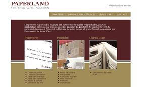 Nouveau site Paperland