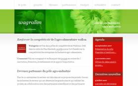 Wagralim : nouveau site